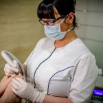 Pedicure leczniczy