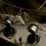 Lupy SWISS LOUPES SANDY GRENDEL - gwarantują większą precyzję i dokładność wykonywanej pracy.