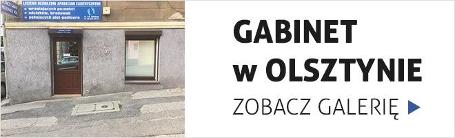 Gabinet w Olsztynie
